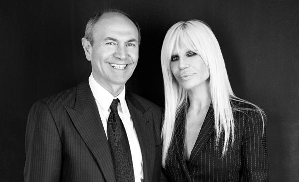 В Versace сменился генеральный директор