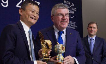 Alibaba спонсирует Олимпиады и объединяется со Сбербанком